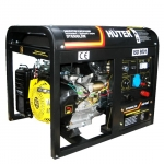 Электрогенератор HUTER DY6500LXW